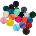 Paper Honeycomb Ball Decoration